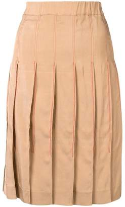 Marni pleated skirt