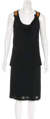 Jean Paul Gaultier Layered Sleeveless Dress