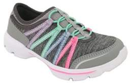 Athletic Works Girl's Bungee Slip on Sneaker