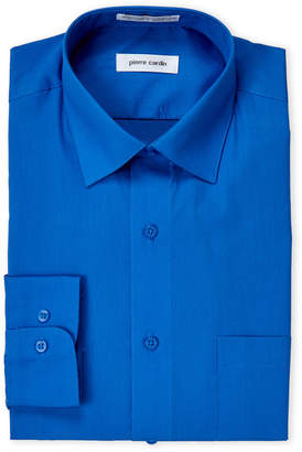 Pierre Cardin Cobalt Regular Fit Dress Shirt