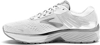 Brooks Women's Adrenaline GTS 18 D Running Shoe (BRK-120268 1D 3935250 7 WHT/WHT/GRY)