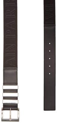Balmain Belt with Leather