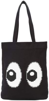 Mostly Heard Rarely Seen 8-Bit All Eyes On Me tote