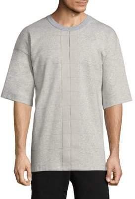 Diesel Titanico Short-Sleeve Sweatshirt