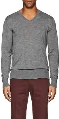 P. Johnson Men's Merino Wool Sweater
