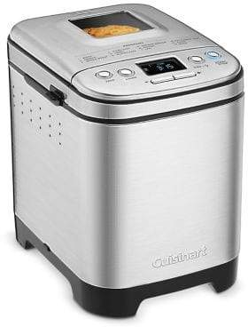 Cuisinart Compact Stainless Steel Bread Maker