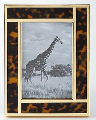 """Jonathan Adler Bermuda Tortoise 4"""" x 6"""" Picture Frame"""