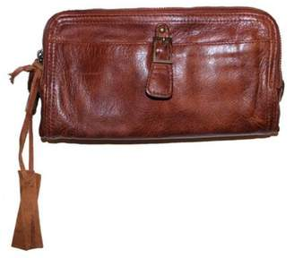 Tano Distressed Leather Wallet