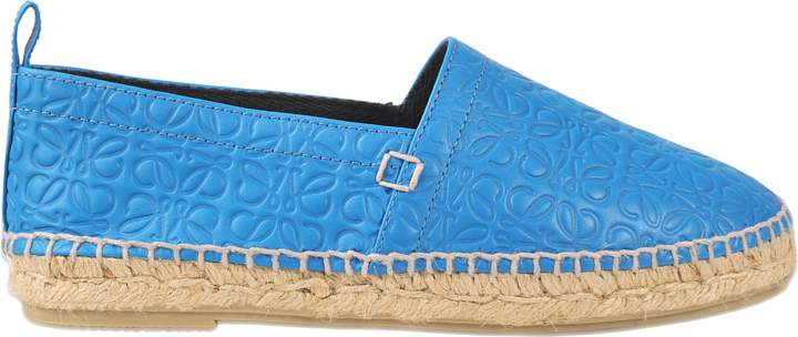 Loewe Espadrille all over repeat logo