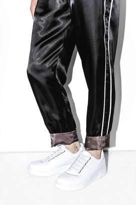 3.1 Phillip Lim Exclusive Reversible Cropped Pajama Pant