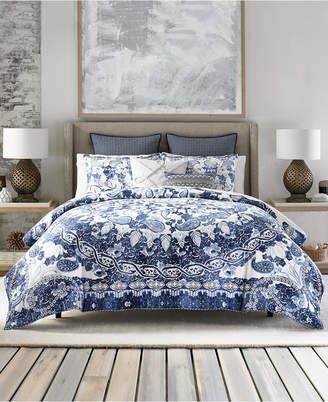 Tommy Hilfiger Bohemian Beach Reversible 3-Pc. Full/Queen Comforter Set Bedding