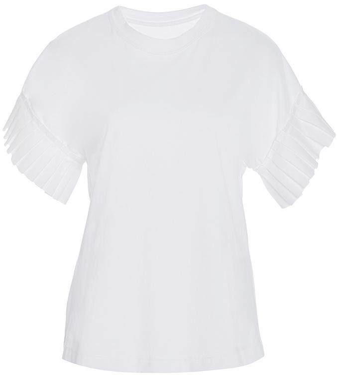 AlexisAlexis Ziva Pleated Sleeve Top