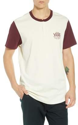 Vans Holder Street Henley T-Shirt