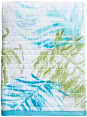 Destinations Tulum Print Bath Towel