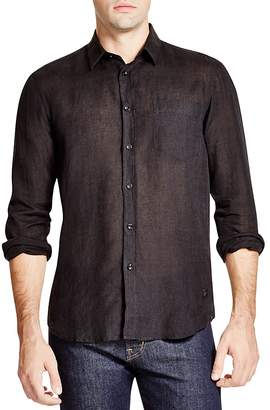 Vilebrequin Linen Regular Fit Shirt