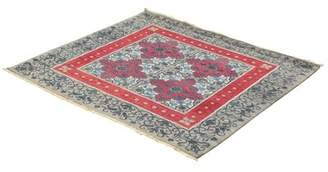 """Ecarpetgallery Hand-Knotted Signature Collection Grey Wool Rug 6'3"""" X 5'11"""
