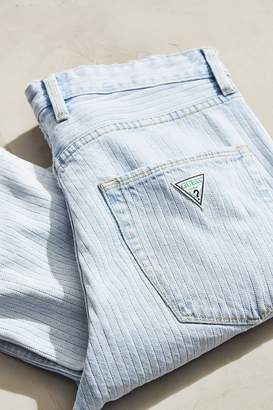 GUESS 1981 High Rise Slim Jean
