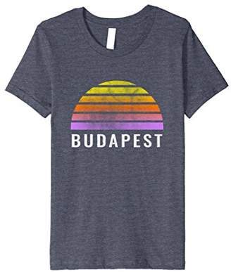 Throwback Sunset Vintage Budapest Shirt