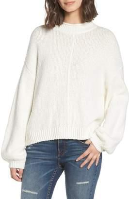 BP Balloon Sleeve Sweater