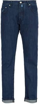 Jacob Cohen Mid-rise slim-leg jeans