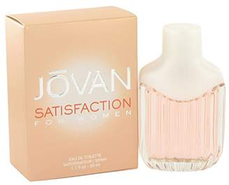 Jovan Satisfaction by Eau De Toilette Spray 1.7 oz