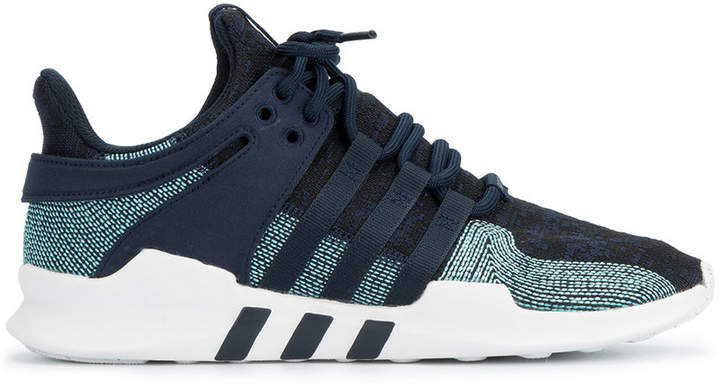 adidas Blue EQT Support ADV Parley sneakers