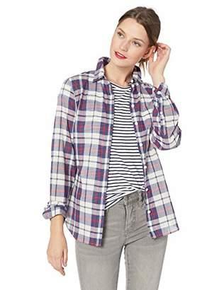 J.Crew Mercantile Women's Plaid Button Down Shirt