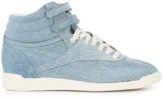 Jonathan Simkhai x Rebook denim lace-up sneakers