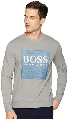 BOSS ORANGE Boss Logo Sweatshirt Men's T Shirt