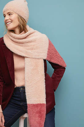 Anthropologie Keeping Cozy Hat + Scarf Gift Set