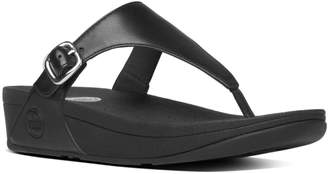 FitFlop The Skinny TM Leather Thong Sandals