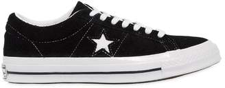 Converse One Star Suede Sneakers