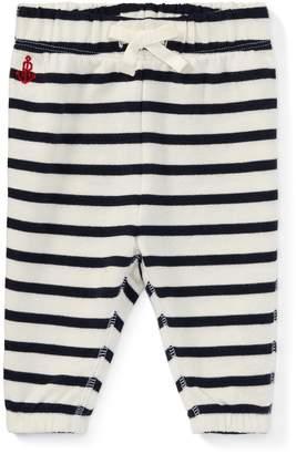 Ralph Lauren Striped Terry Jogger Pant