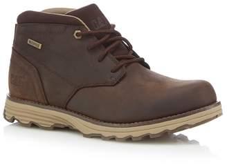 Caterpillar - Dark Brown 'Elude' Boots