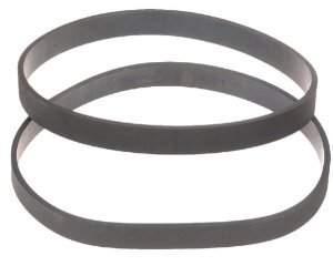 Eureka 61120G 2 Count Type U Vacuum Cleaner Belts (2 belt pack)