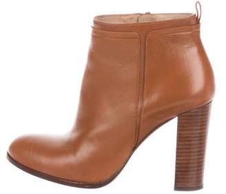 Hoss Intropia Leather Ankle Boots