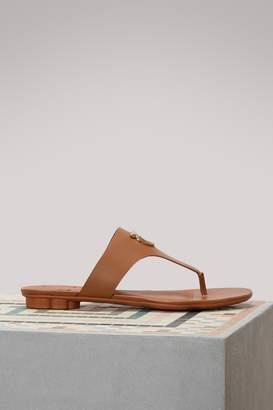 Salvatore Ferragamo Enfola sandals