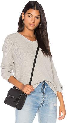 Nation Ltd. Park Slope V Neck Sweater