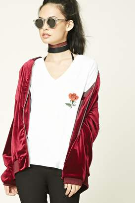 FOREVER 21+ No Love Without Pain Tee $10.90 thestylecure.com