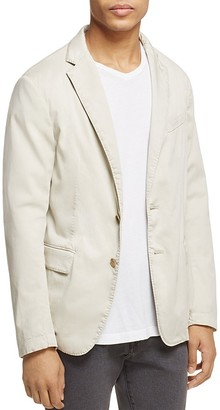Zachary Prell Anther Unconstructed Slim Fit Blazer $398 thestylecure.com