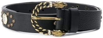 Zadig & Voltaire Zadig&Voltaire studded belt