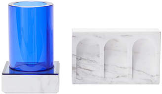 Tom Dixon Lid Tube Top Container and Dish Set