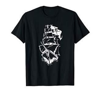 Pirate Ship shirt - Sailing Boat Tshirt