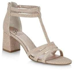 Adrianna Papell Anella T-Strap Sandals