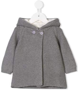 Stella McCartney bunny ears knitted jacket