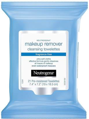 Neutrogena Make-Up Remover Towelettes 21 Count Fragrance-Free