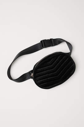H&M Oval Belt Bag - Black