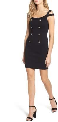 Bailey 44 Commissar Ponte Body-Con Dress