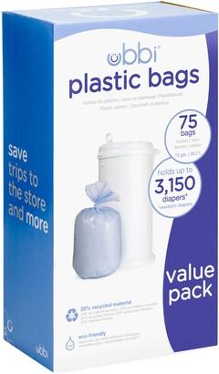 Ubbi Diaper Pail Plastic Bags