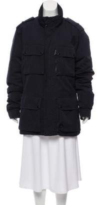 Moncler Dorian Short Coat